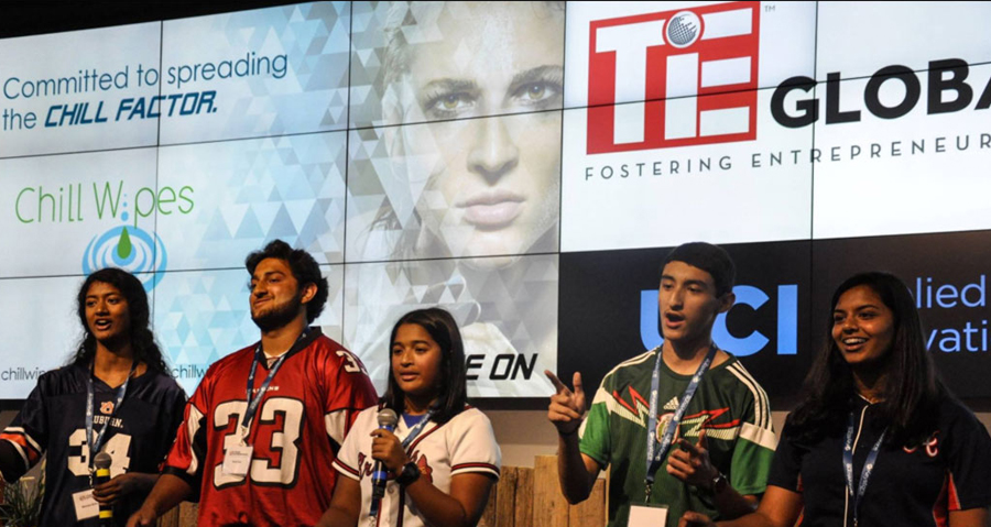 TiE Seattle TYE - The Young Entrepreneurs