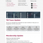 TiE Seattle Newsletter
